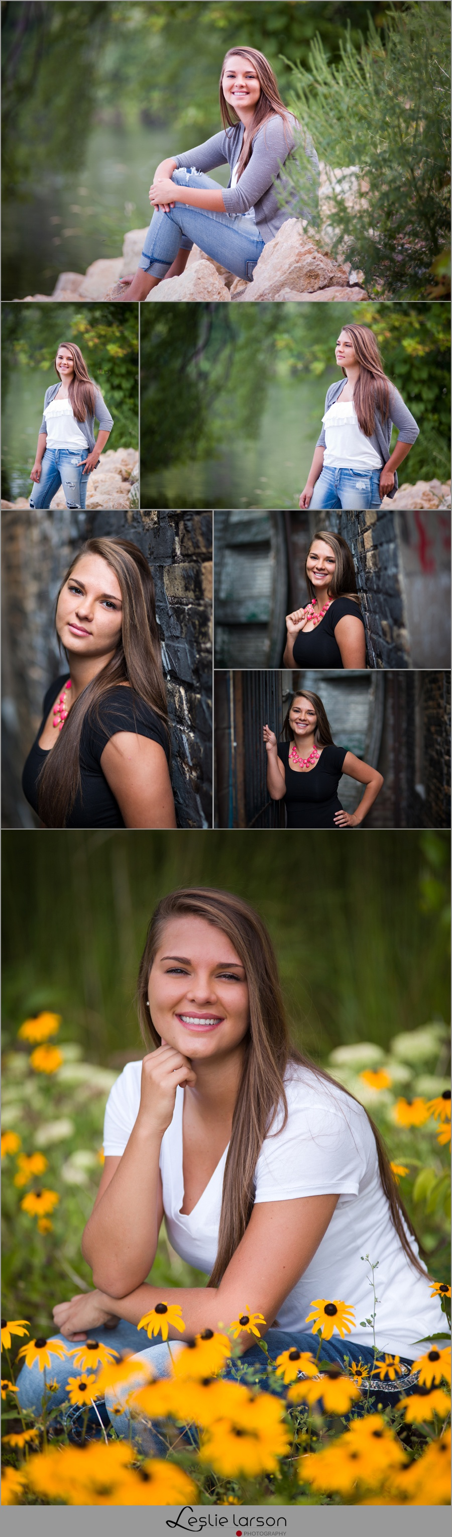 McKenzie Senior Photos Anoka MN