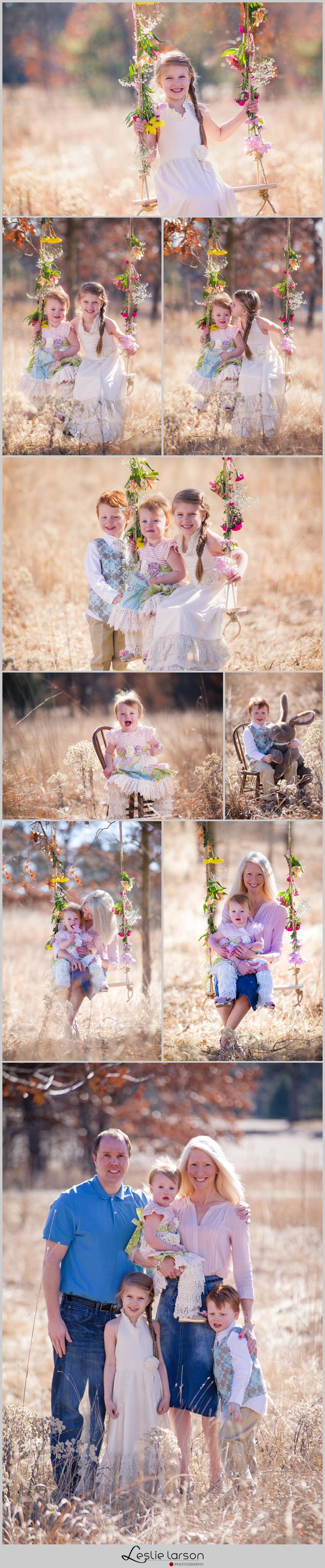 Easter Bunker Hills Leslie Larson Photography