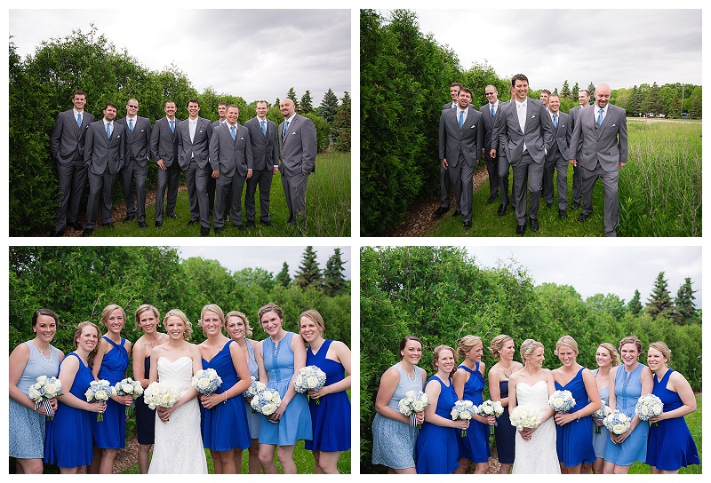oakridge bridal party