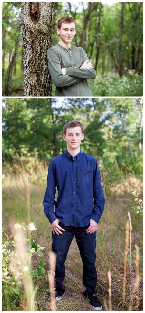 Springbrook Nature Center Senior Potraits 4