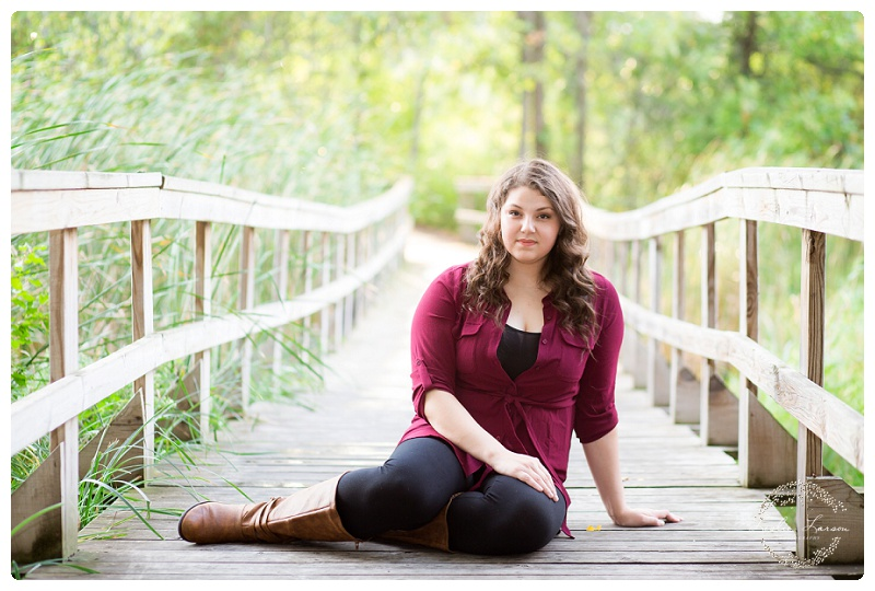 Springbrook Nature Center Senior Photography 6