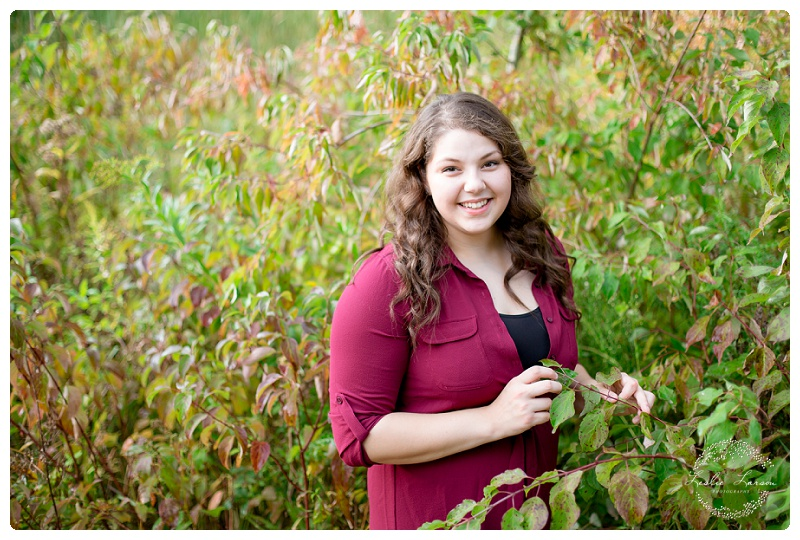 Springbrook Nature Center Senior Photography 7