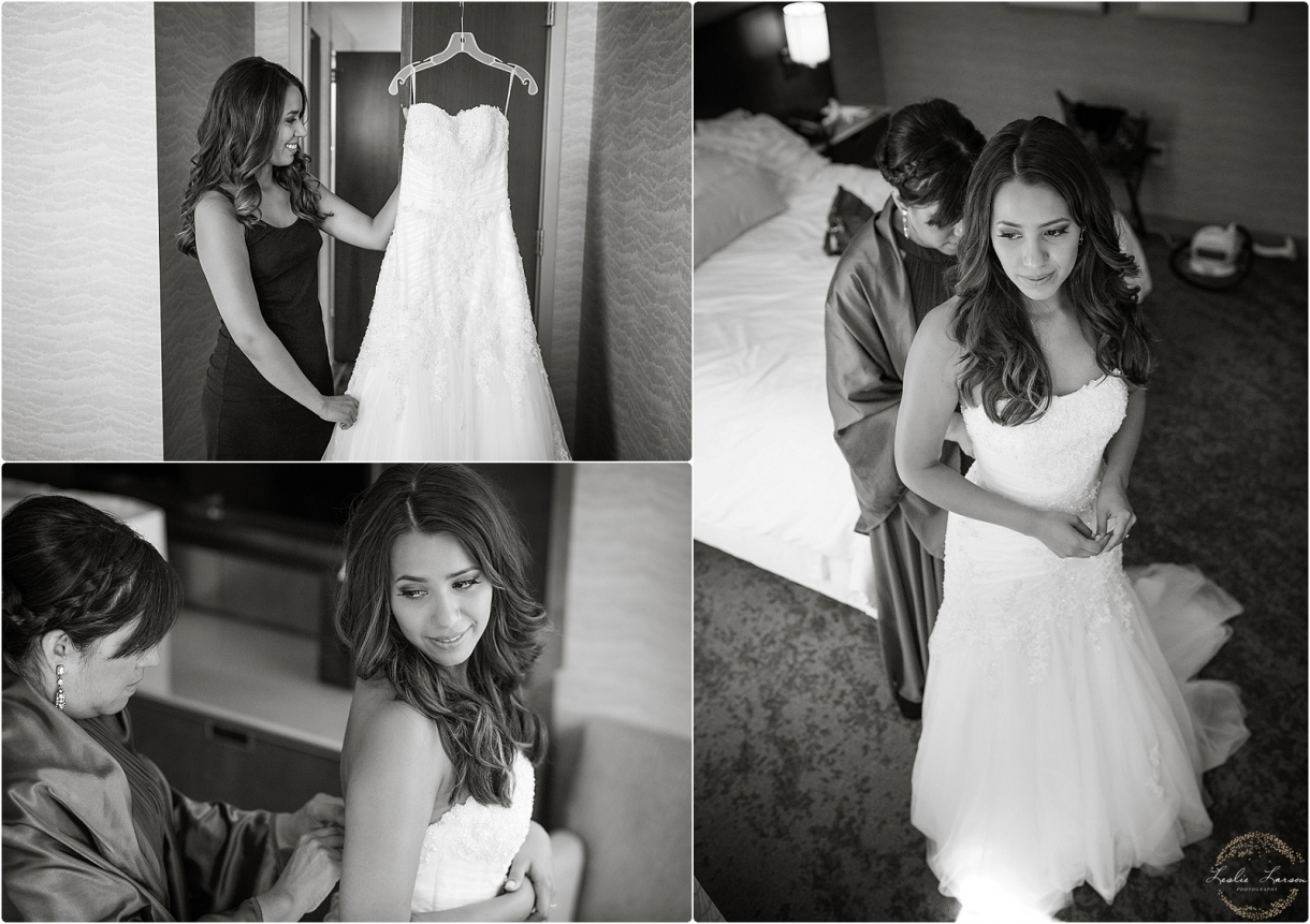 weston Mpls wedding bridal