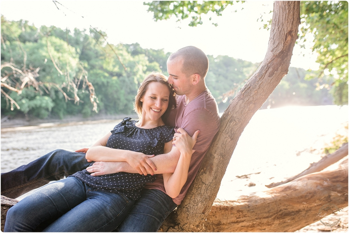 leslie larson photography hidden falls st paul mn engagement 3