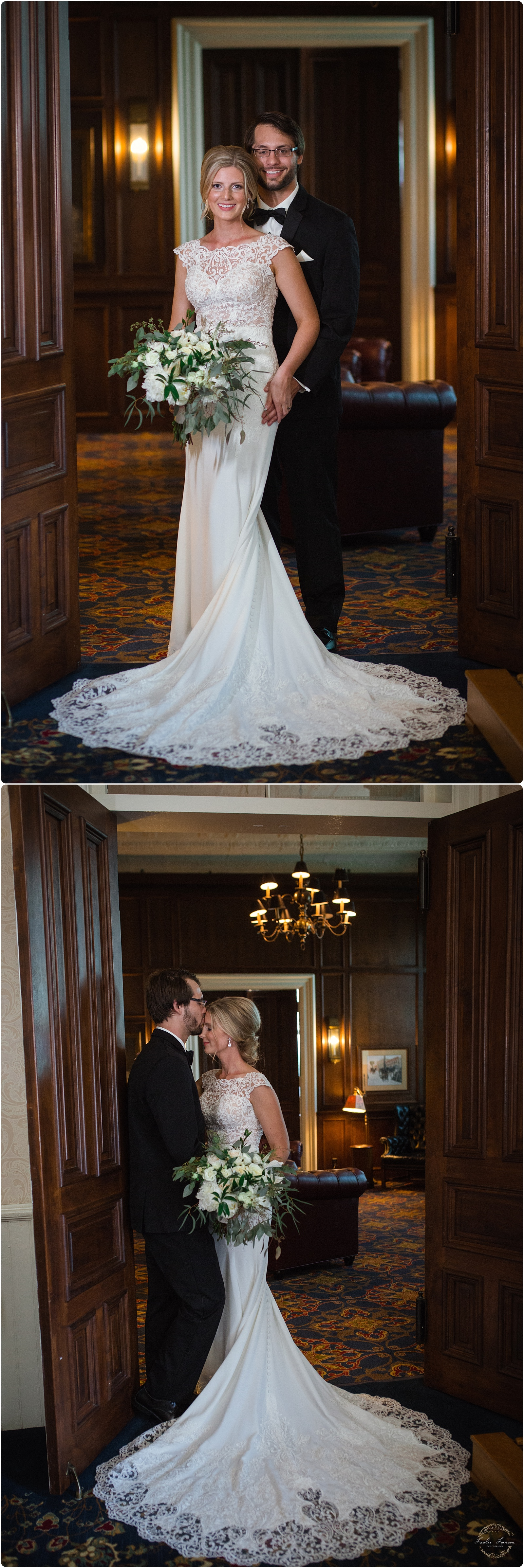 St James Hotel Wedding. Red Wing. Leslie Larson Photography. 1