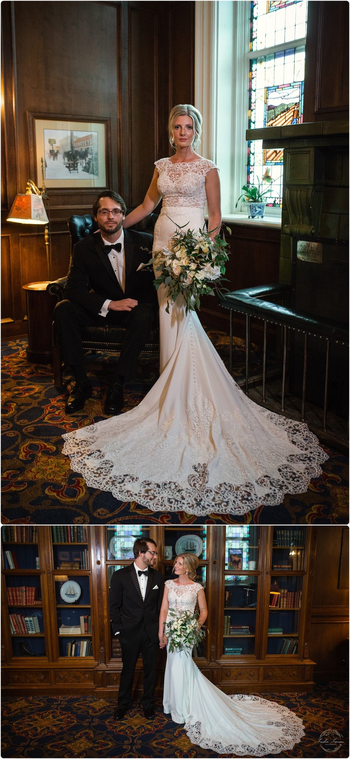 St James Hotel Wedding. Red Wing. Leslie Larson Photography. 4