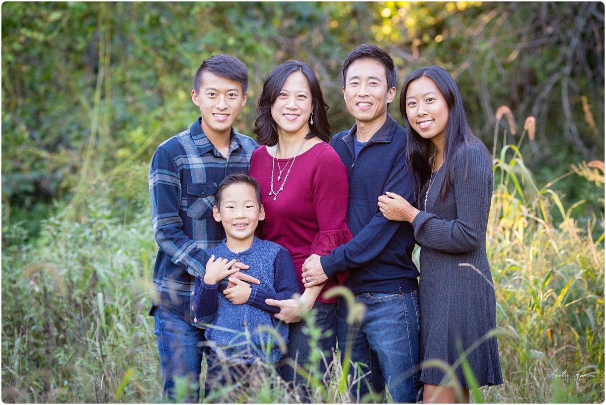 blaine, MN family photography pioneer park